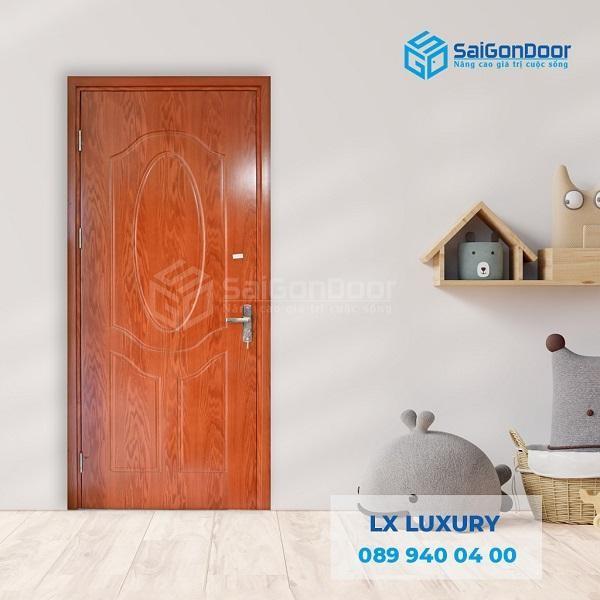 Cửa nhựa gỗ composite là gì? Dòng cửa chịu nước hàng đầu